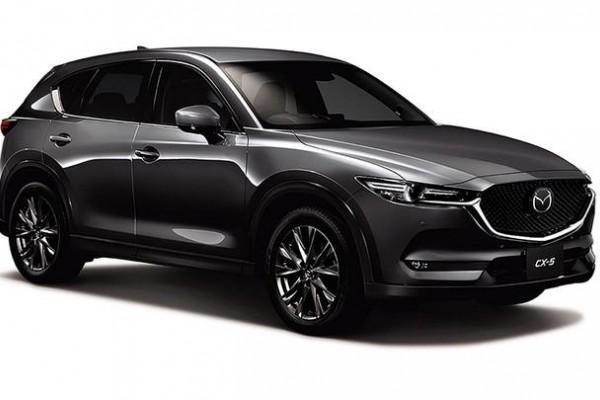 全新马自达CX-5发布,将不再坚持自然自吸发动机