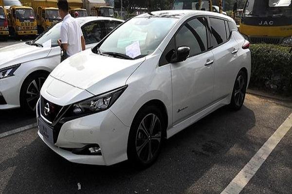 日产聆风也来广州车展凑热闹,税费够买一台比亚