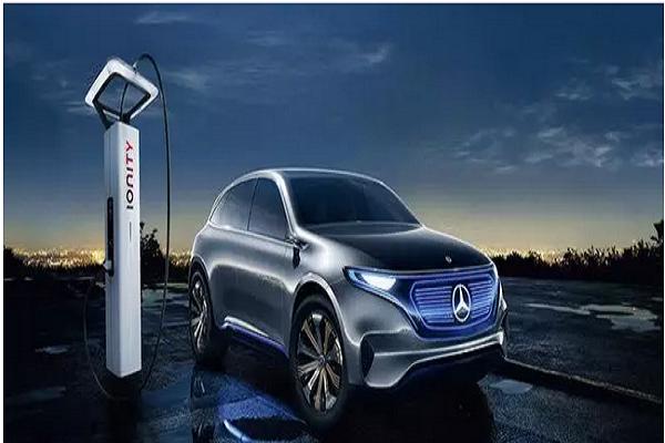 奔驰将于2019年开始在中国生产电动汽车