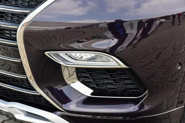 黑马级SUV实车亮相,比奔驰漂亮,不足13万,还