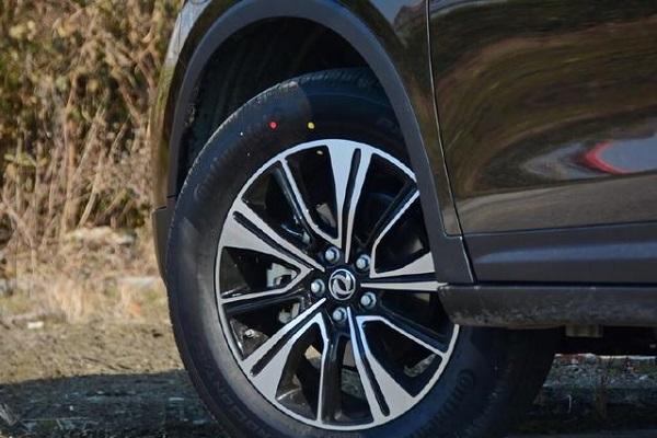 爱信6AT+1.6T,这SUV三大件比途观可靠,9万起配