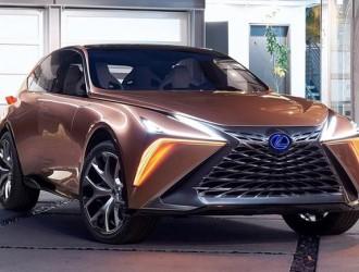 雷克萨斯LF即将上市,将于宝马X6同台竞争