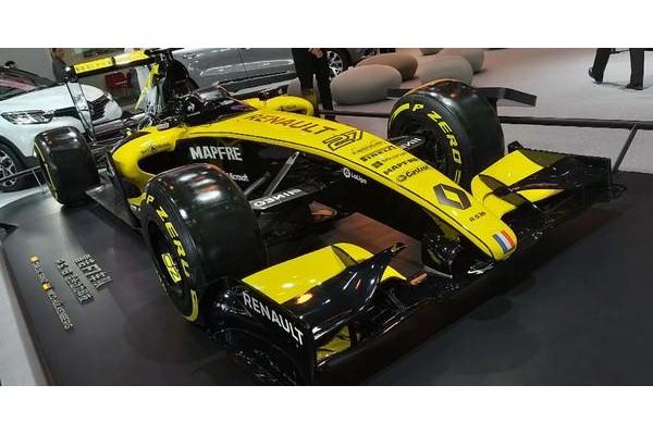 这才是真正的F1赛车,网友:给我开的话还不一定