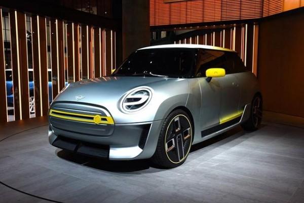 小姐姐们又该疯狂了!MINI将于今年8月推出电动版车型