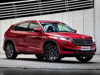 斯柯达首款轿跑SUV即将发布,20.99万元膨胀了
