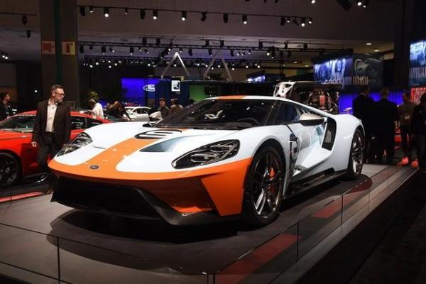 福特这款超跑十分强悍,预售678万元,兰博基尼