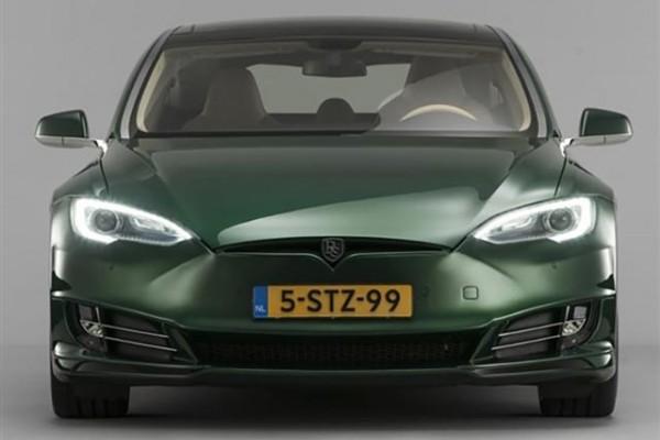 海外公司打造特斯拉Model S旅行版  命名为:特