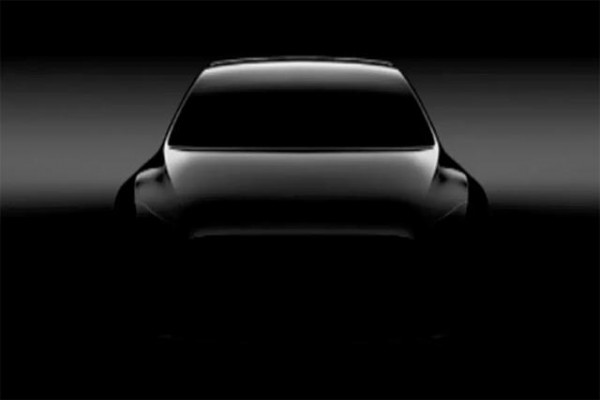 定位跨界SUV,特斯拉Model Y将于3月14日在洛杉
