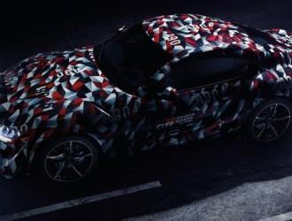 新丰田Supra即将上市,宝马Z4要慌了