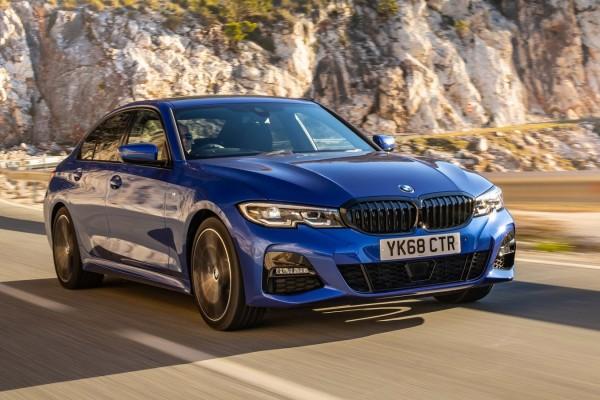 2019 BMW 3-Series [UK]