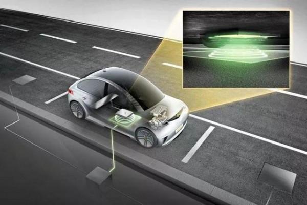 边行驶能边充电!这个国家将为电动出租车安装无线感应充电