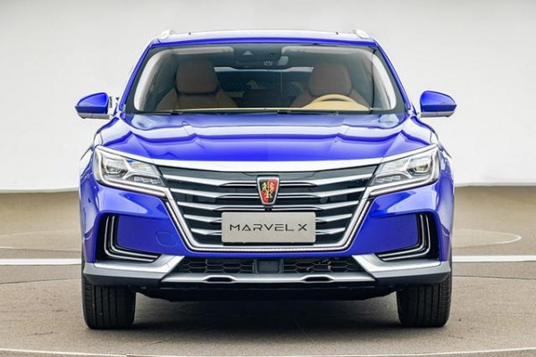 荣威MARVEL X将于9月份上市,30万元的售价,值