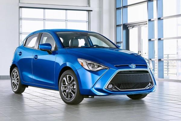 Toyota Yaris Hatchback [US] (2020)