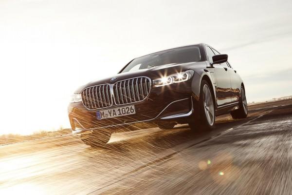 BMW 745Le (2020)