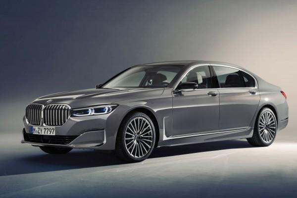 BMW 7-Series (2020)