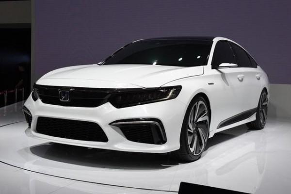 全新一代中型车,本田INSPIRE有望下半年上市