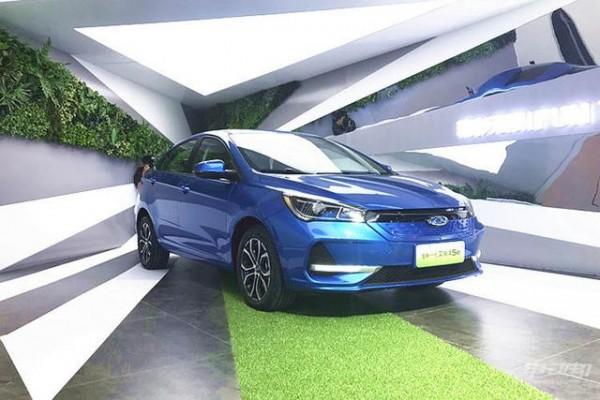 探馆2019上海车展:内饰变化明显,全新一代奇瑞