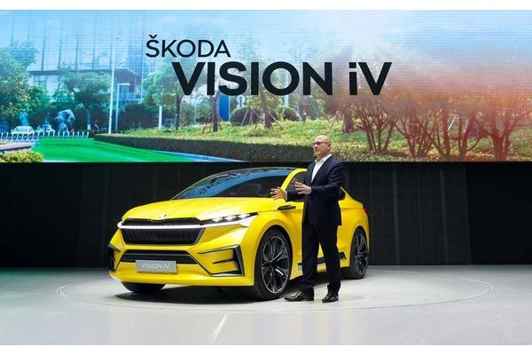 发布电动概念车、成立数字实验室,斯柯达布局电动化未来出行