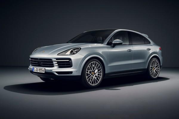 Porsche Cayenne S Coupe (2020)