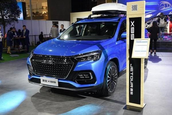 捷途又推大7座旗舰SUV,预计下半年上市,扬言要