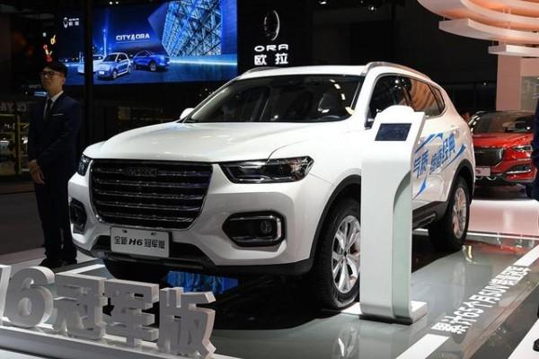 """中国""""最争气的SUV"""",连续48个月销第一,平均1"""