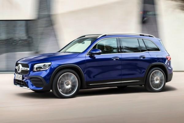 Mercedes-Benz GLB (2020)