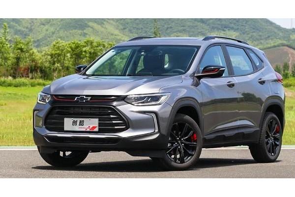 买缤智XRV之前看看它,合资又一高帅SUV上市,十万就能买