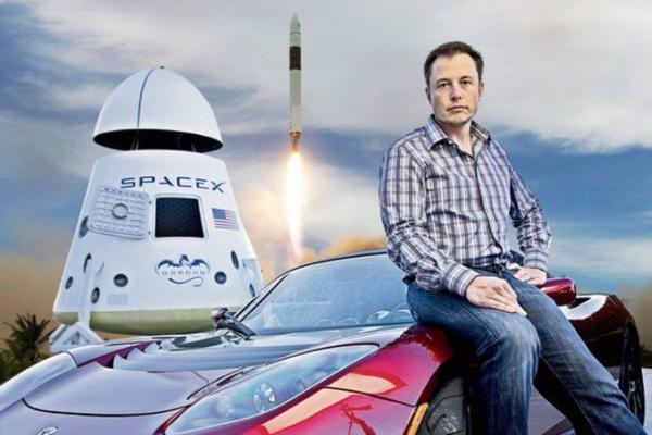 马斯克财富三分之二靠SpaceX 特斯拉贡献已不足
