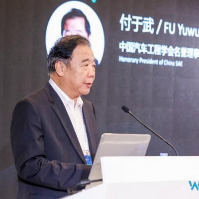 付于武:怀疑什么都不应怀疑中国汽车市场