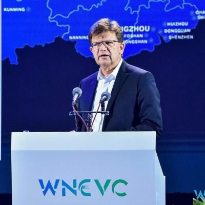 2019新能源大会|宝马傅乐希:燃料电池技术更适