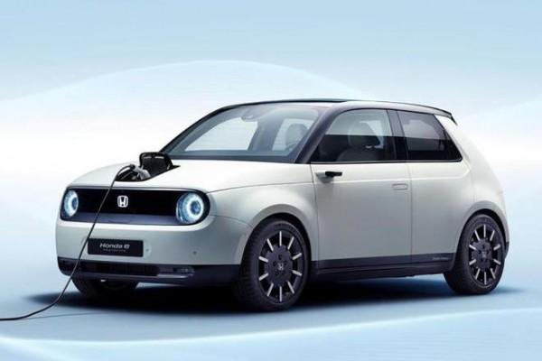 续航超200km 本田发布微型电动车