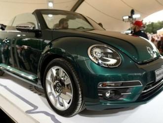 大众墨西哥原甲壳虫工厂将生产Tarek SUV