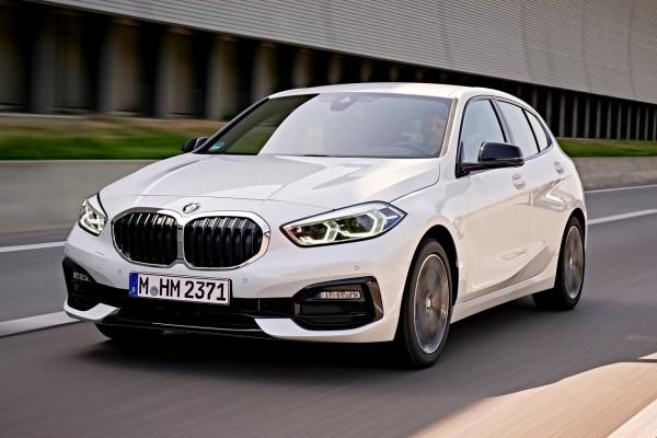 2020 BMW 1-Series