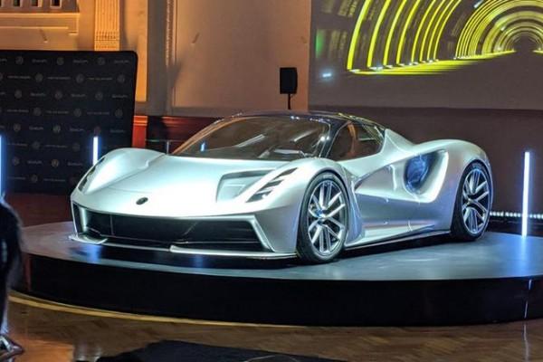 路特斯考虑在英国建第二工厂 并计划在中国生产S