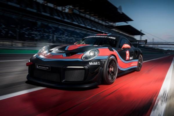2019保时捷911 GT2 RS Clubsport