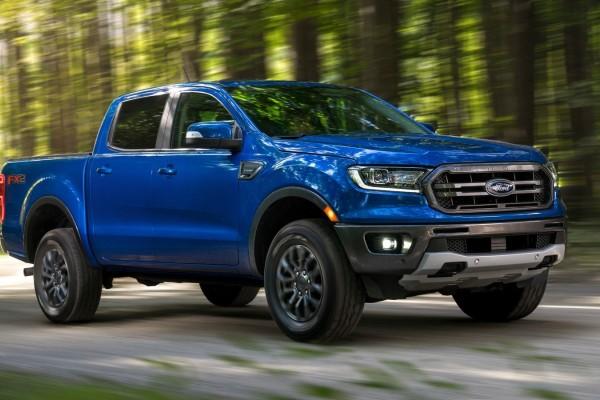 2020款福特Ranger推出FX2套件