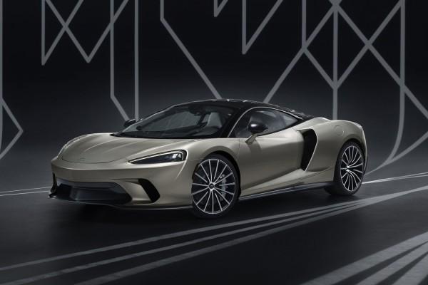 2020款迈凯轮GT由MSO设计打造