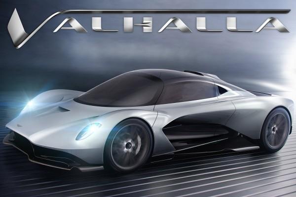 阿斯顿马丁 Valhalla(2020)
