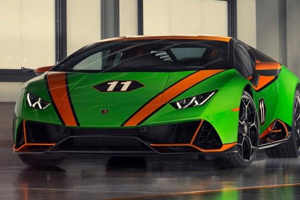 2020 Lamborghini Huracan Evo GT Celebration