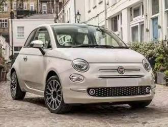 转变欧洲市场思路 菲亚特加速畅销车型电动化步