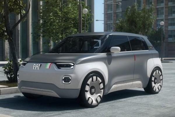 新一代Panda或推纯电版 菲亚特加速电气化布局