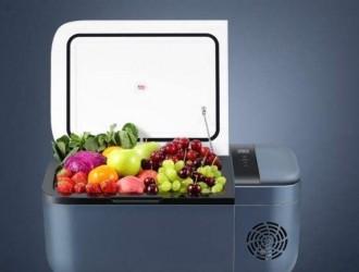小米有品上架12L车载冰箱:车家两用 最低制冷-1