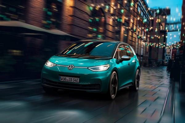 2020 Volkswagen ID.3 1st Edition