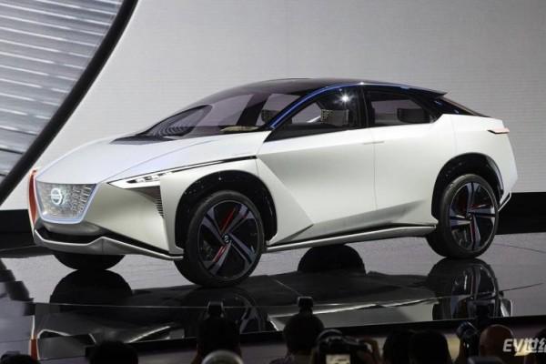 日产将推纯电动跨界SUV 续航里程达483公里