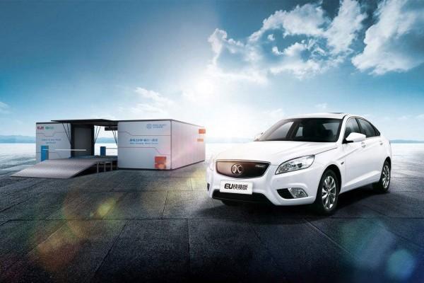新能源汽车:海外车企电动化加速,星源材质隔膜