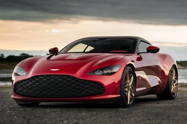 2020阿斯顿·马丁DBS GT Zagato