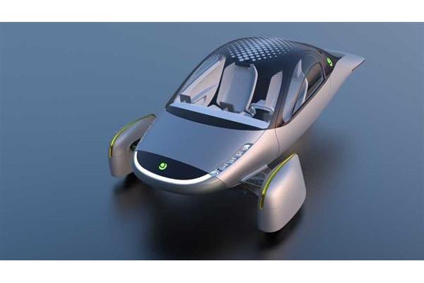 Aptera Motors发布太阳能电动汽车新技术