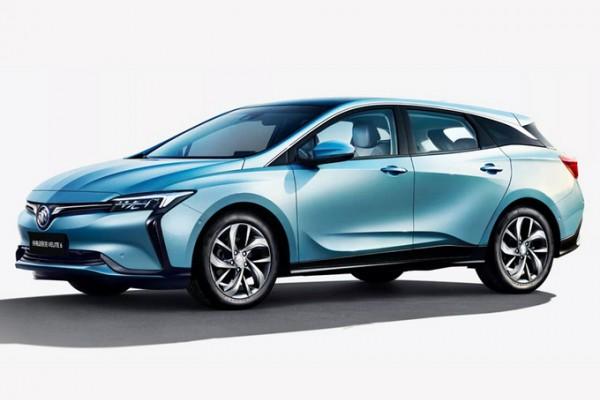 别克纯电动车上市 售价涨1.4万续航增109km