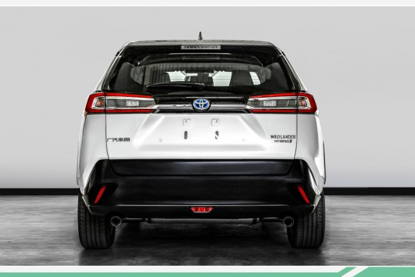 对标本田CR-V 广汽丰田威兰达将于广州车展亮相