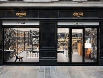 Celine在巴黎开首家定制香水店 只卖一个系列